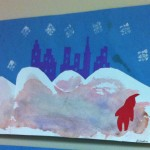 Brenden's rendition of The Snowy Day.